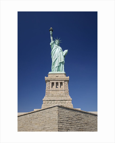 Statue of Liberty National Monument by Corbis
