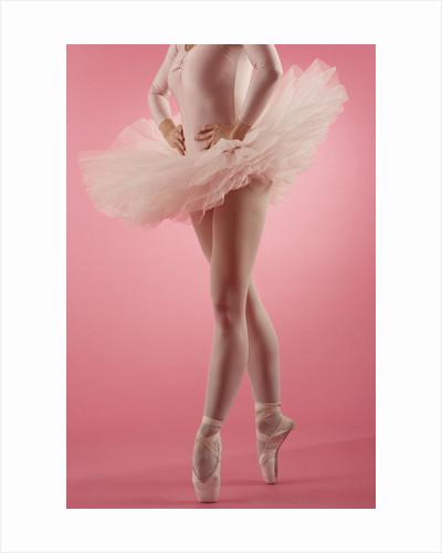 Ballerina by Corbis