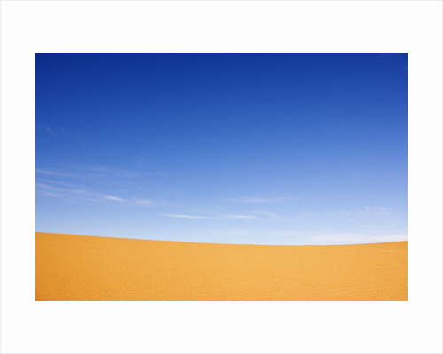 Sand and Sky by Corbis