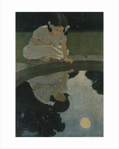 The Senses: Seeing by Jessie Willcox Smith