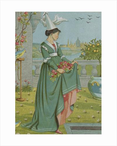 My Lady's Garden by Walter Crane