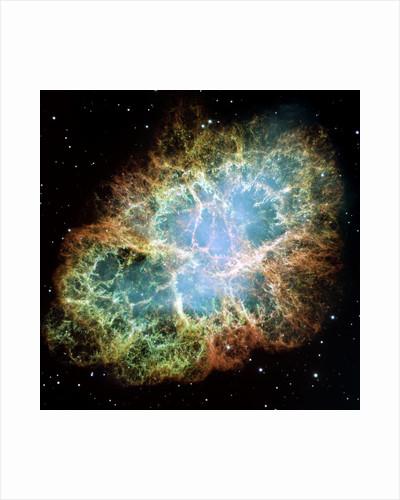 Crab Nebula by Corbis