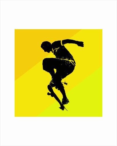 Skate Trick by Corbis