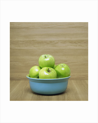 Apples in a Bowl by Corbis