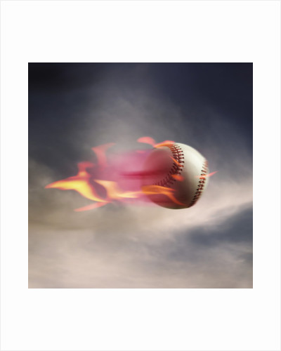 Fast Baseball by Corbis