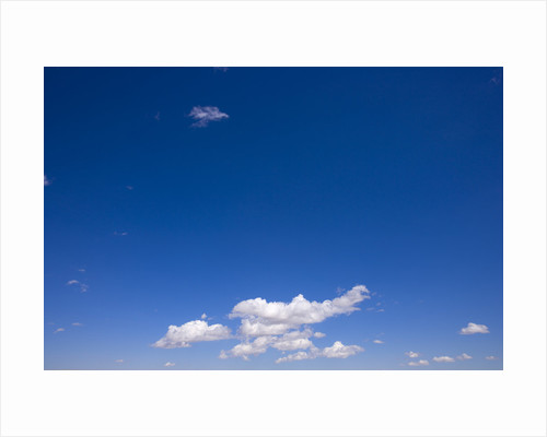 Cloud and Blue Sky by Corbis