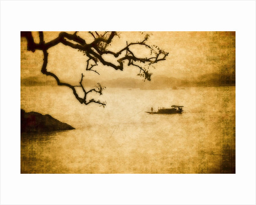 Yangtze Fishermen by Doug Landreth