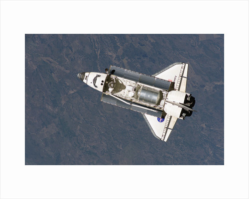 Space Shuttle Discovery by Corbis