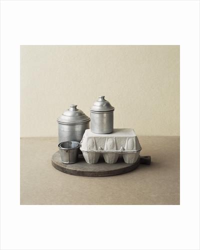 Kitchen Still Life by Corbis