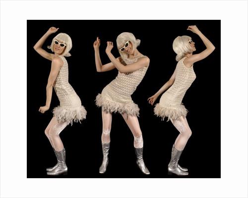 Retro Dancer by Corbis
