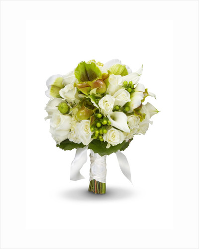 Bridal Bouquet by Corbis