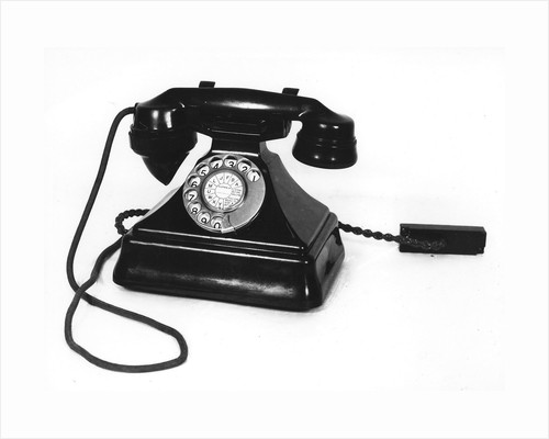 Telephone of the 1940s and 1950s by Corbis