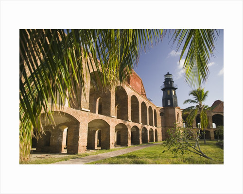 Fort Jefferson National Monument by Corbis