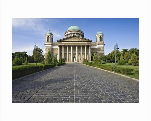 Esztergom Basilica by Corbis