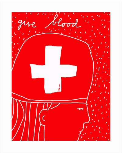 Give Blood by Corbis