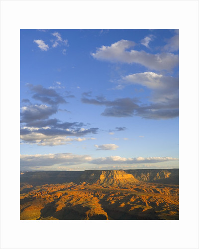 Big Sky and Grand Canyon Chasms by Corbis