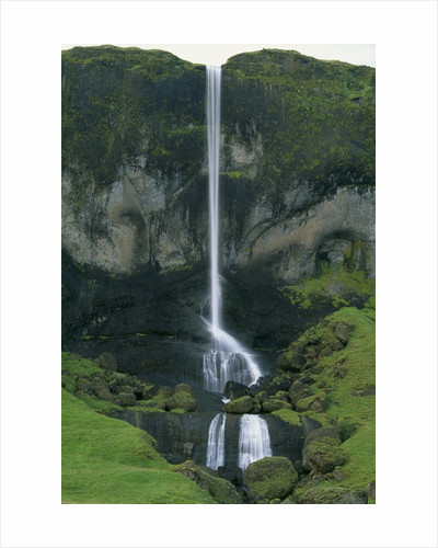 Waterfall by Corbis