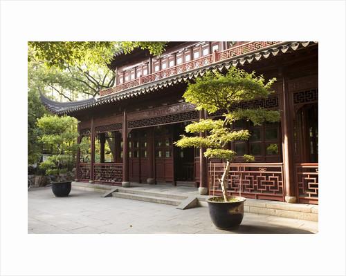 Pavilion Hall in Garden Complex by Corbis