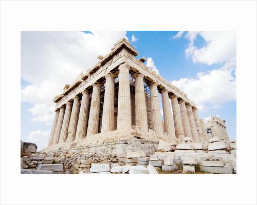 The Parthenon by Corbis