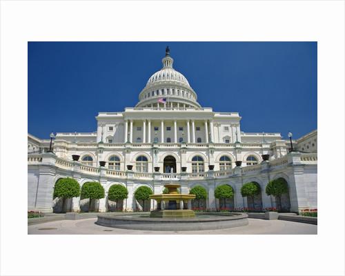 U.S. Capitol by Corbis