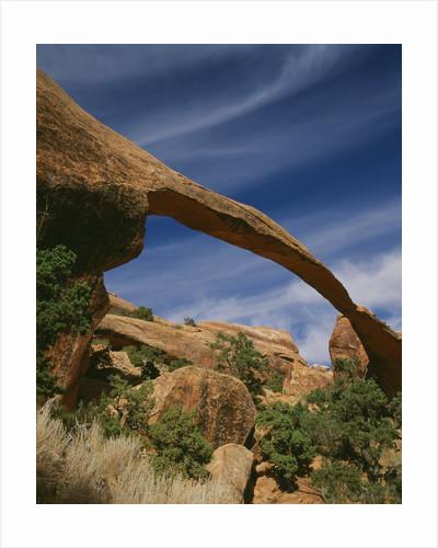 Landscape Arch by Corbis