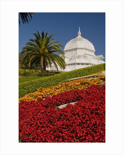 Golden Gate Park Conservatory by Corbis