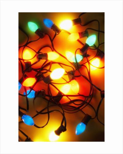 Christmas Lights by Corbis