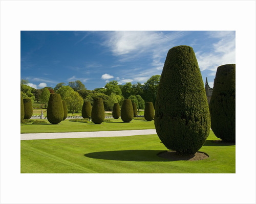 Gardens on the Estate of Lanhydrock by Corbis