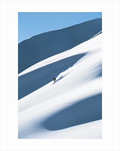 Skiing, Roger's Pass, Glacier National Park, British Columbia by Corbis