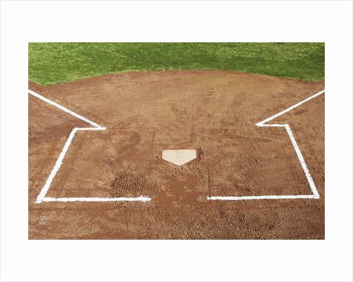 Baseball Field by Corbis