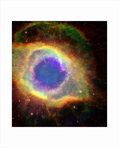 White Dwarf Star in Aquarius by Corbis