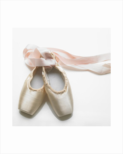 Ballet Slippers by Corbis