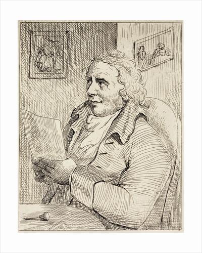 Portrait of Thomas Rowlandson by Corbis