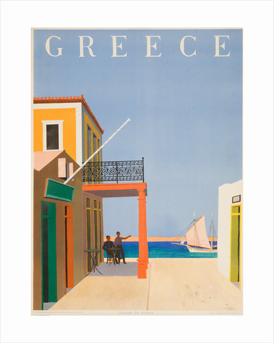 Greece Poster by Corbis