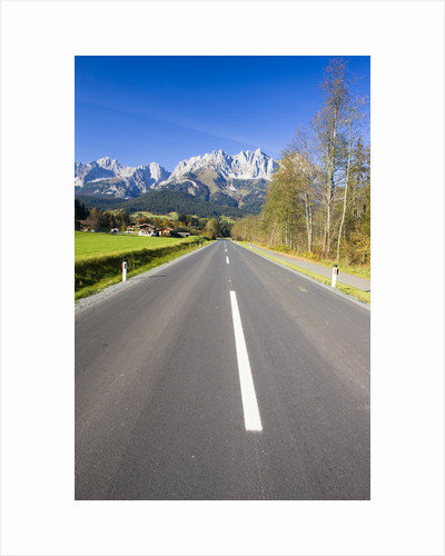 Mountain Road by Corbis