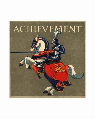Achievement Illustration by Corbis
