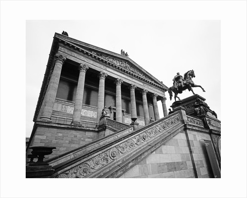 The Old National Gallery by Corbis