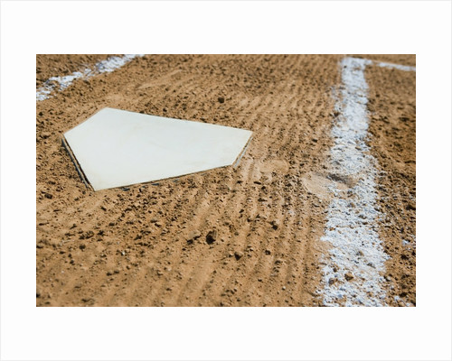 Home Plate by Corbis