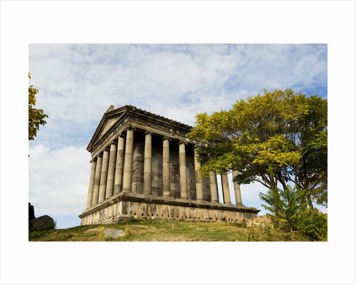 Temple at Garni by Corbis