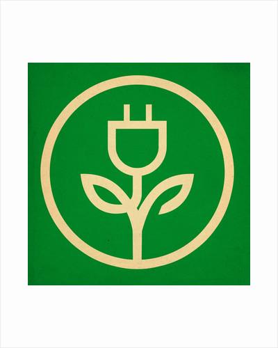 Green energy by Corbis