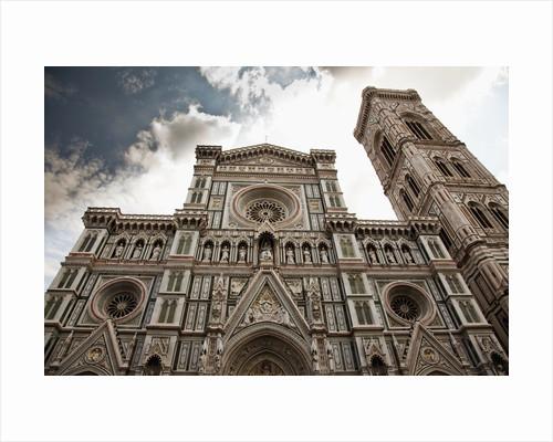 Facade of Santa Maria del Fiore by Corbis