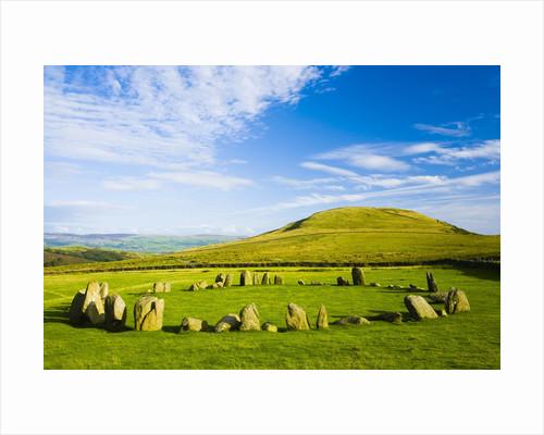 Swinside Stone Circle by Corbis
