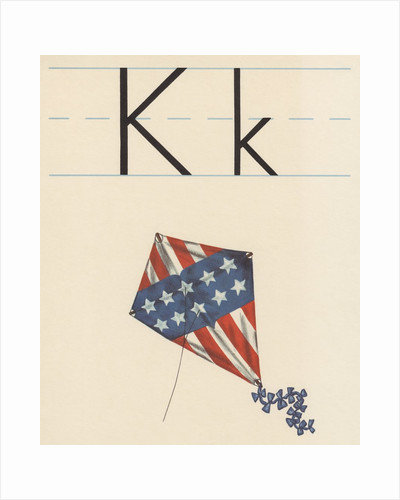 K is for kite by Corbis