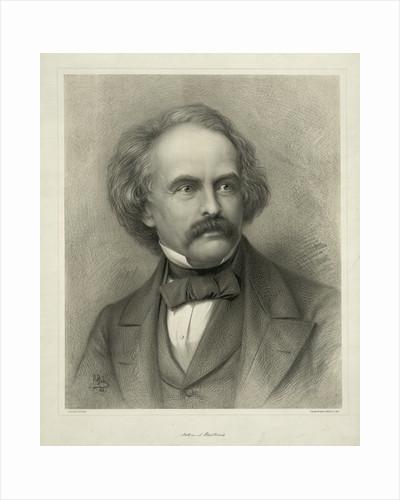Nathaniel Hawthorne by Corbis