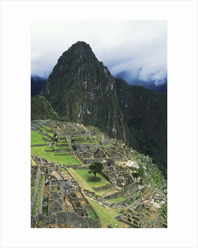Machu Picchu Unesco World Heritage Site, Urubamba Valley, Peru by Corbis