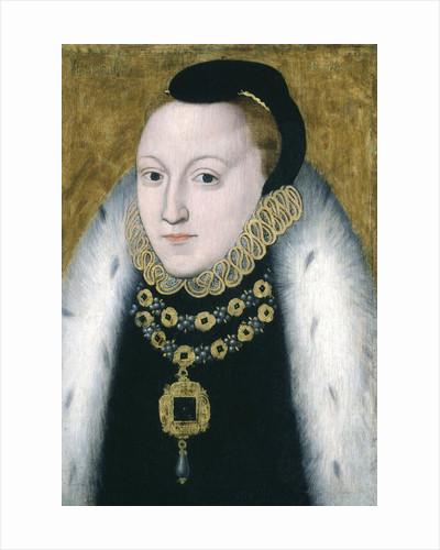 Anonymous portrait of Queen Elizabeth I by Corbis