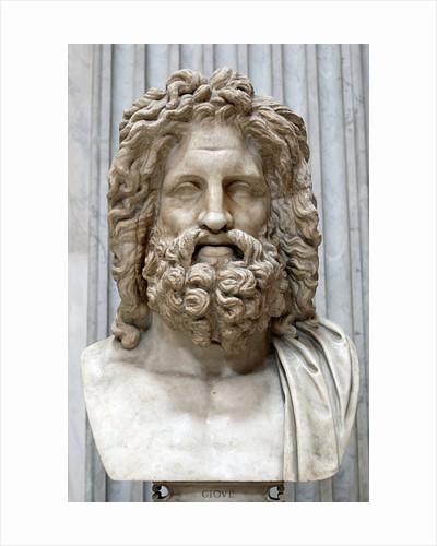 Zeus of Otricoli by Corbis