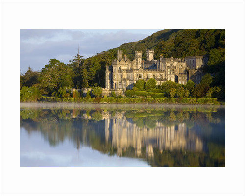 Kylemore Abbey by Corbis