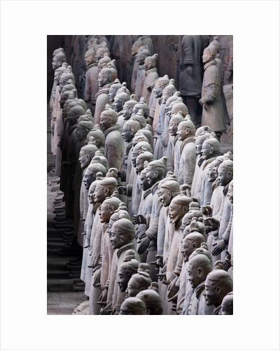Terracotta Army by Corbis