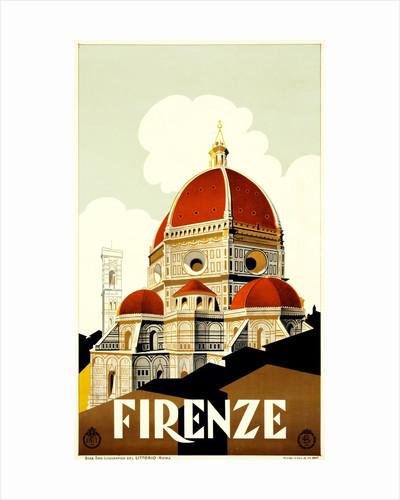 Firenze poster by Corbis